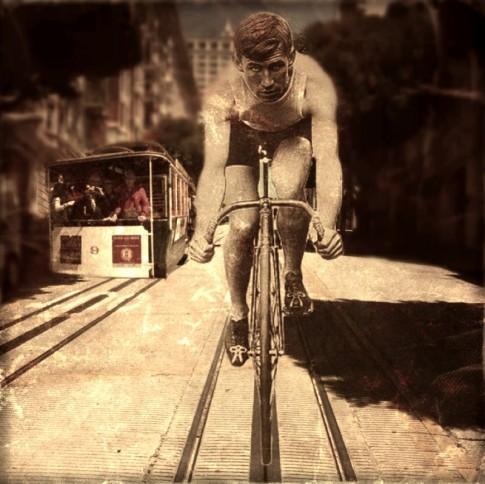 The Race ~ Tracy Thomas