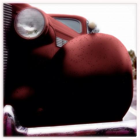 1937 Buick #8 ~ James Clarke