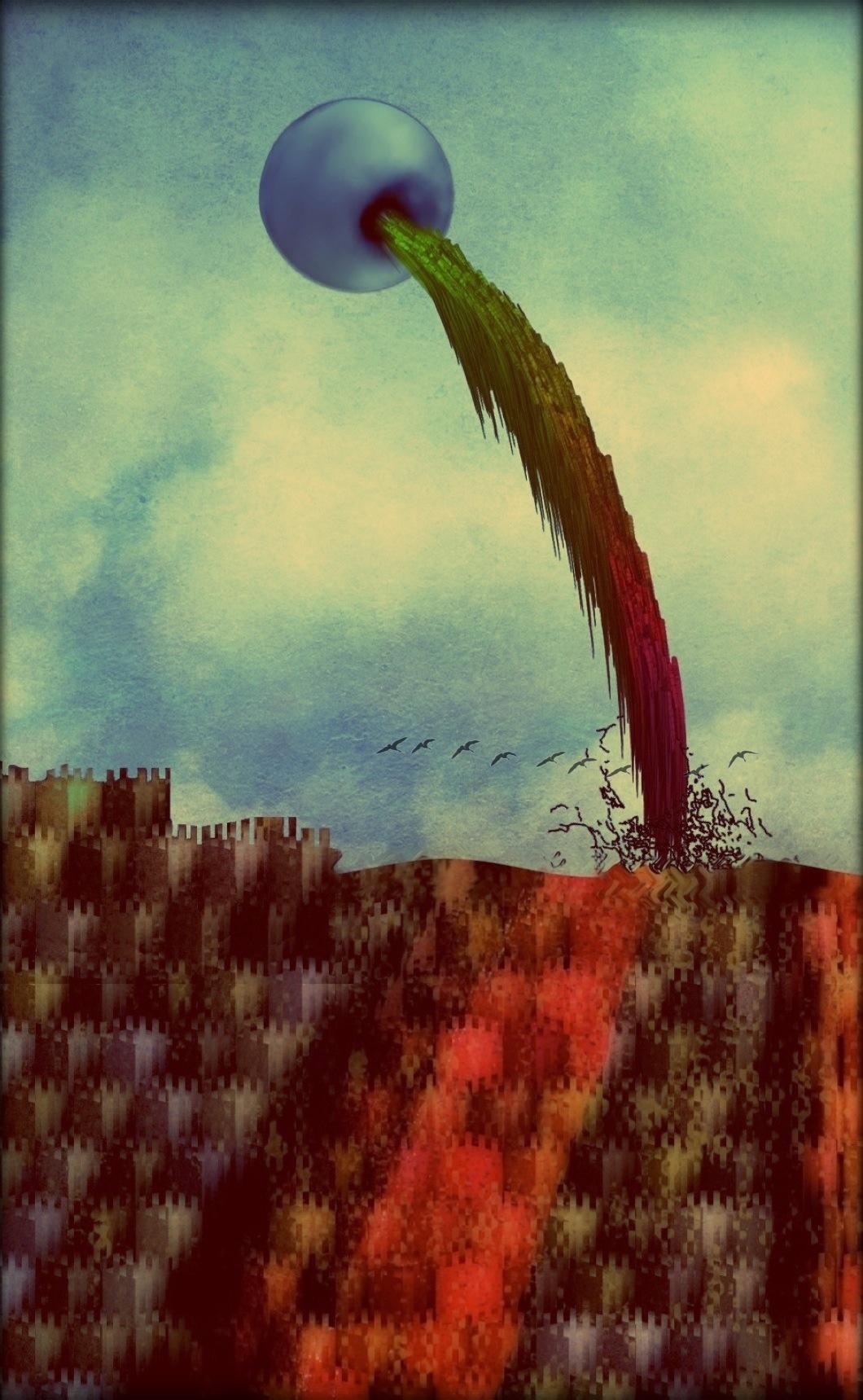 Clint Cline ~ The mystery of Bird Cliffs