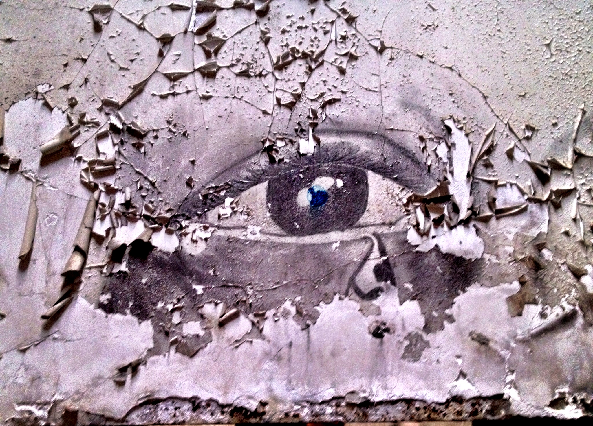 """Sarah McCracken ~ """"can you see me now?"""" eastern state penitentiary, Philadelphia"""