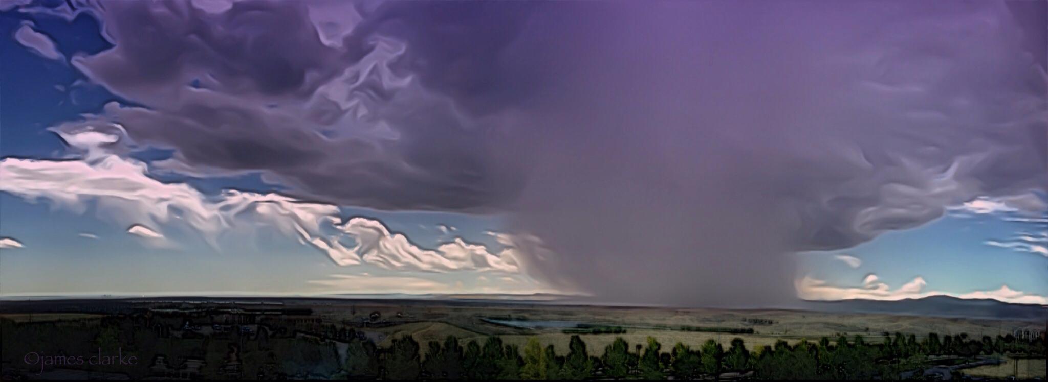 James Clarke ~ Clouds #159