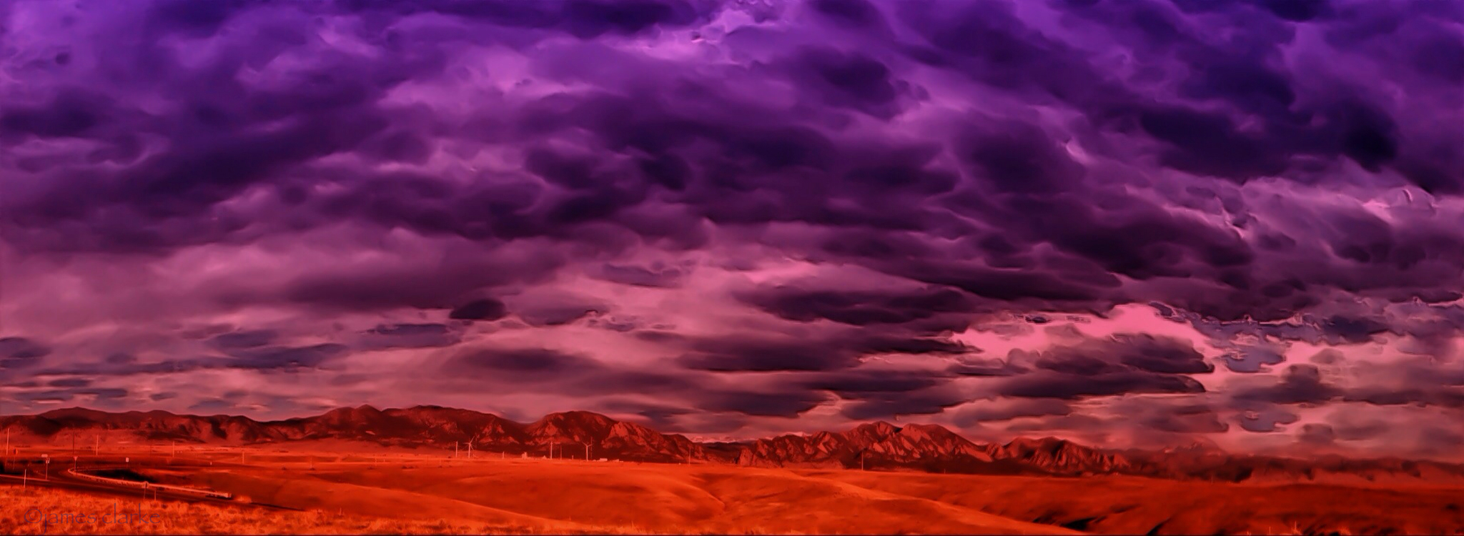 James Clarke ~ Clouds #168
