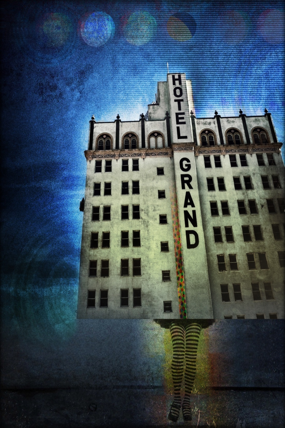 Clint Cline ~ The Grand