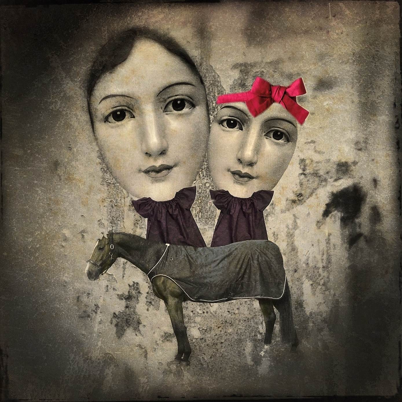 Edyta Lipinska ~ Portraits Of My Subconcious Mind 4