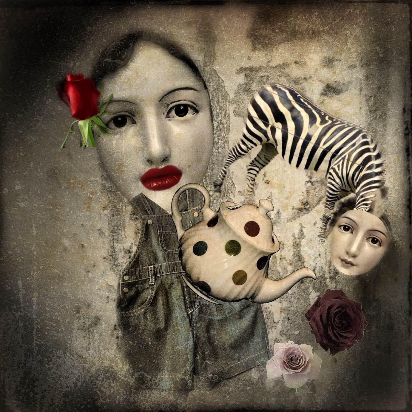 Edyta Lipinska ~ Portraits Of My Subconcious Mind 3