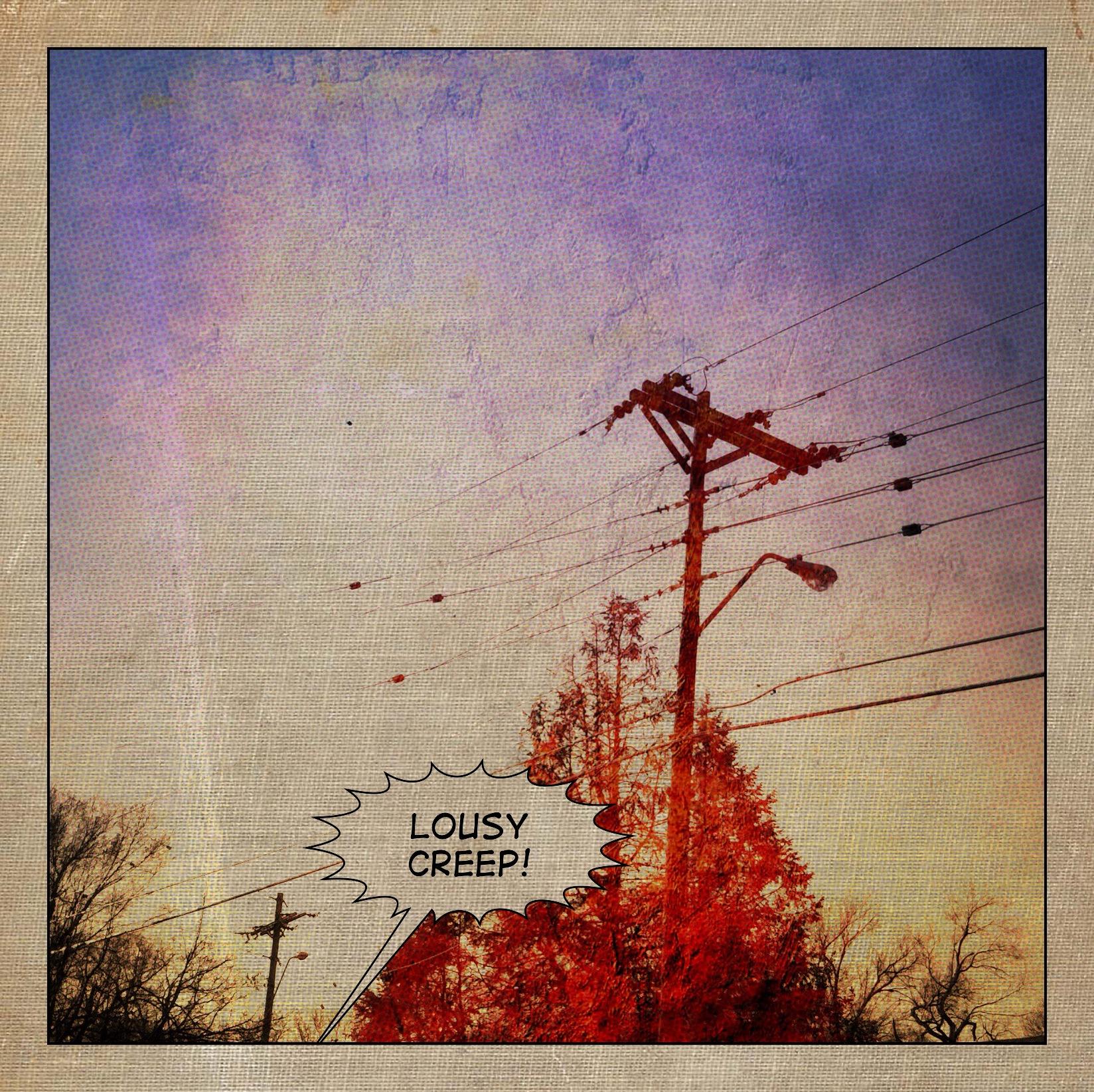 Brett Chenoweth  ~ Lousy Creep