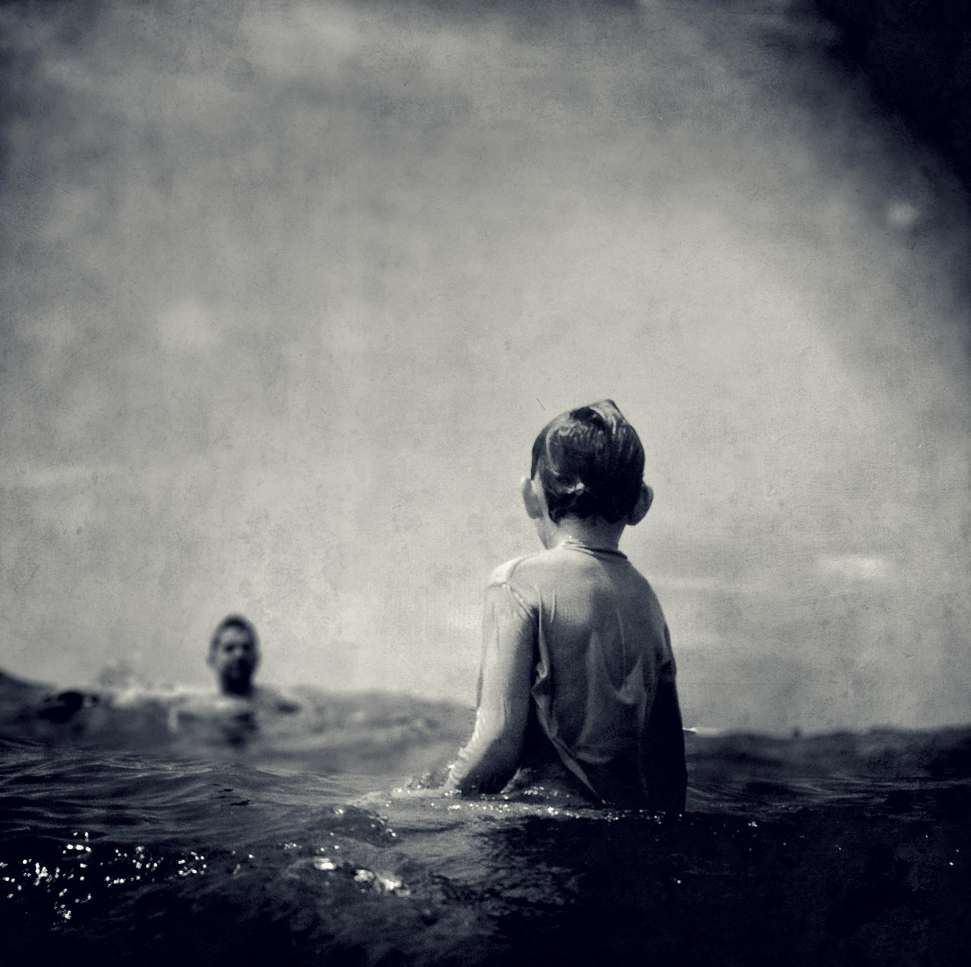 {daily pic} Millo Salgado ~ Sebastian And The Sea