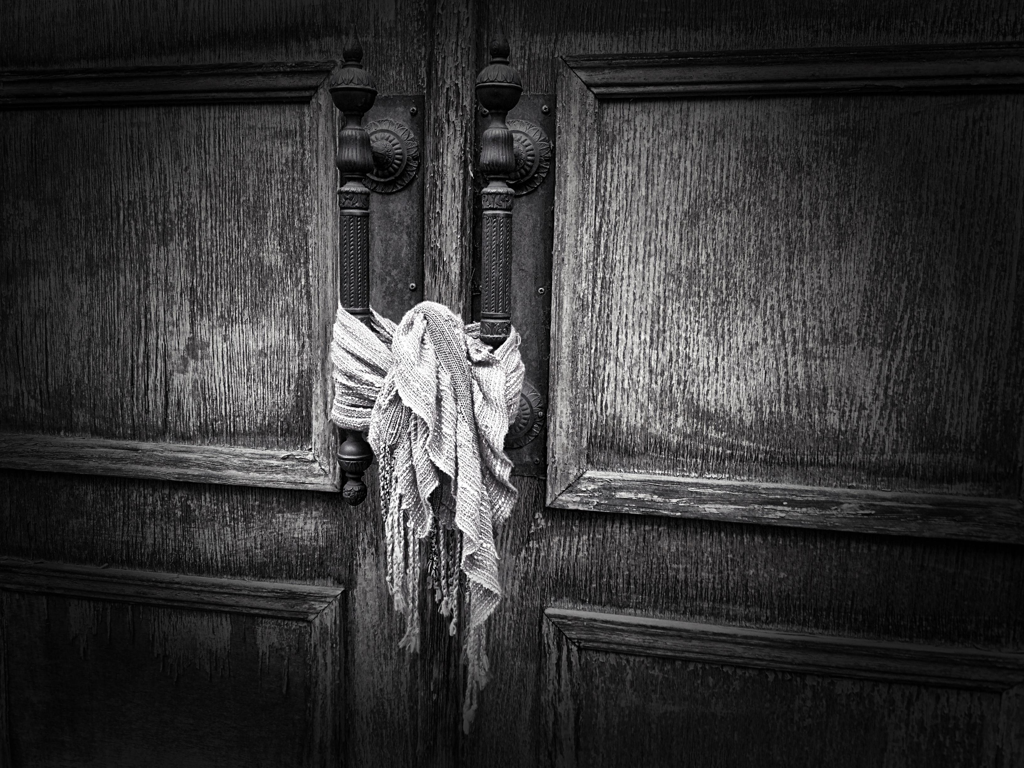 Chip Brookshaw ~ church doors