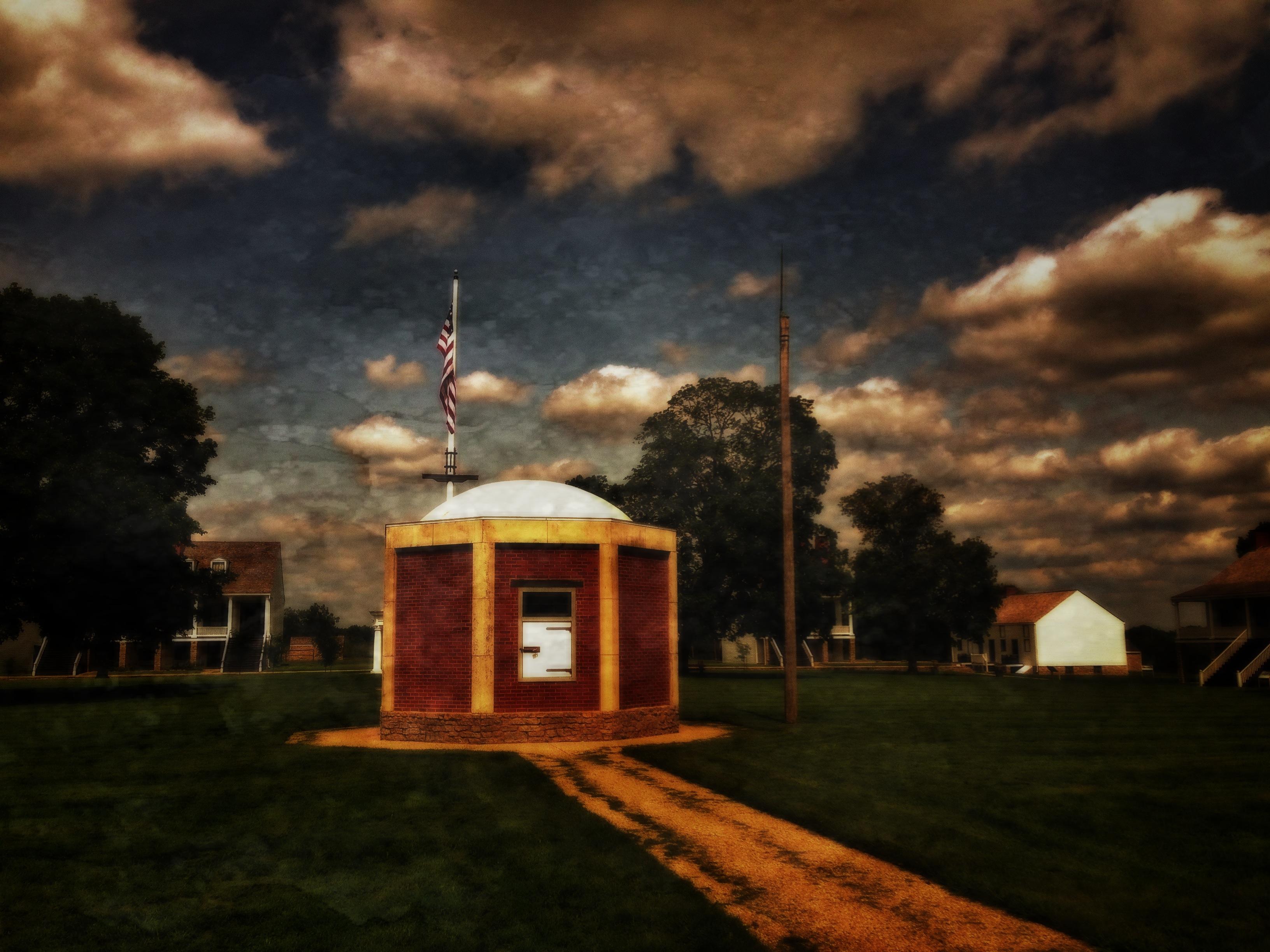 Christopher Swink ~ Powder Magazine – Fort Scott, Kansas