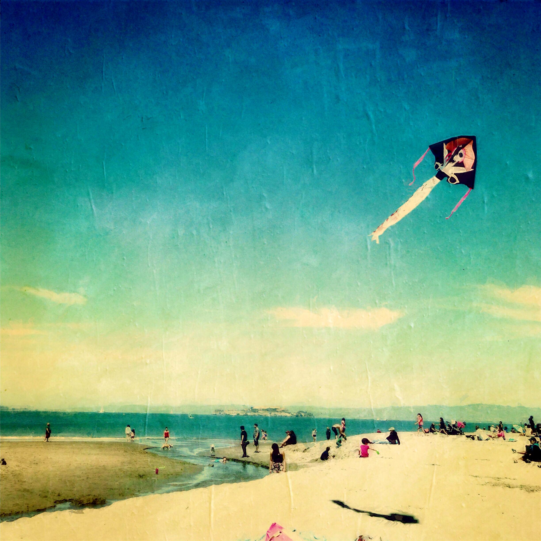 {daily pic} Petyr Campos ~ Sunday Kite