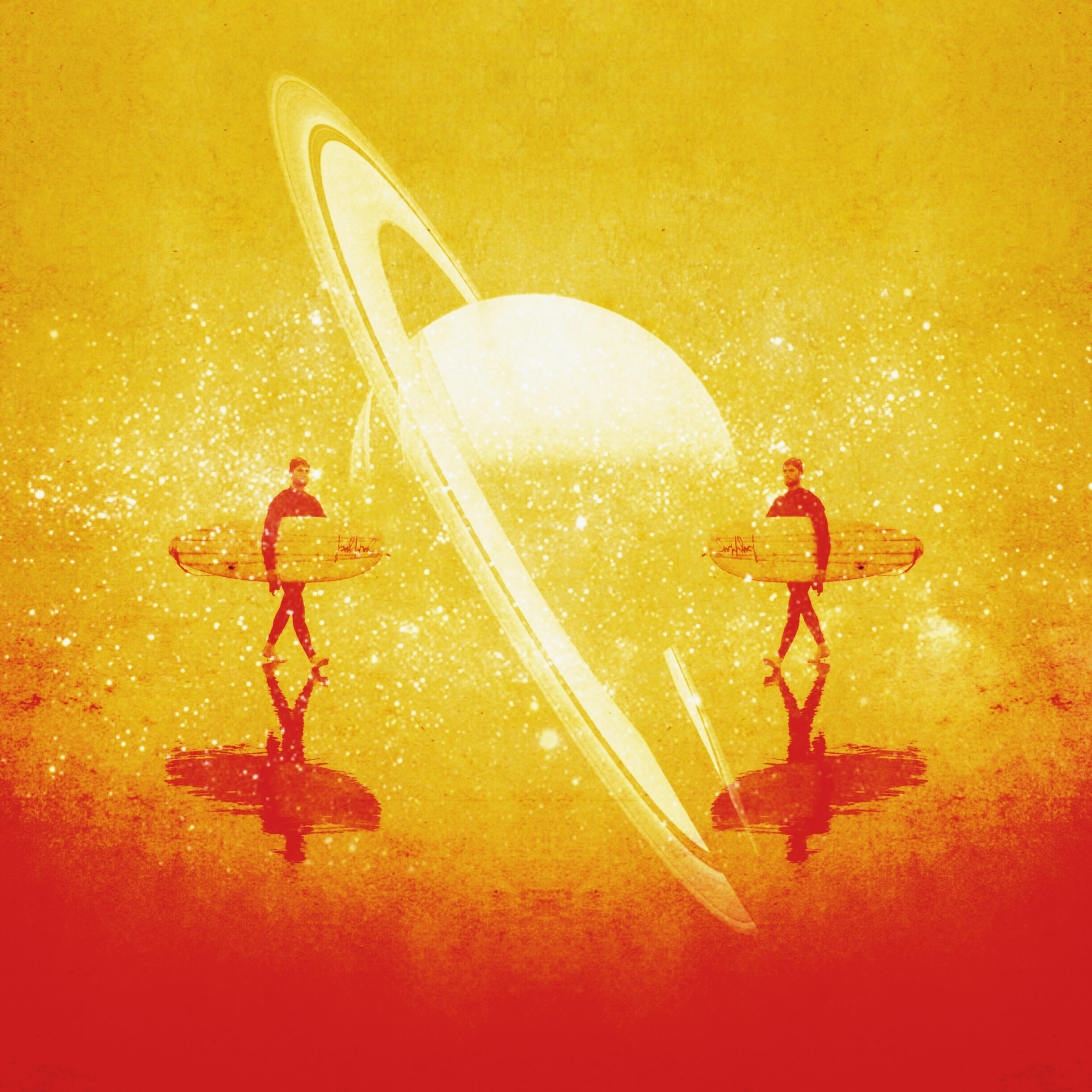 Petyr Campos ~ Surfers No. 56 (Space Surfers)