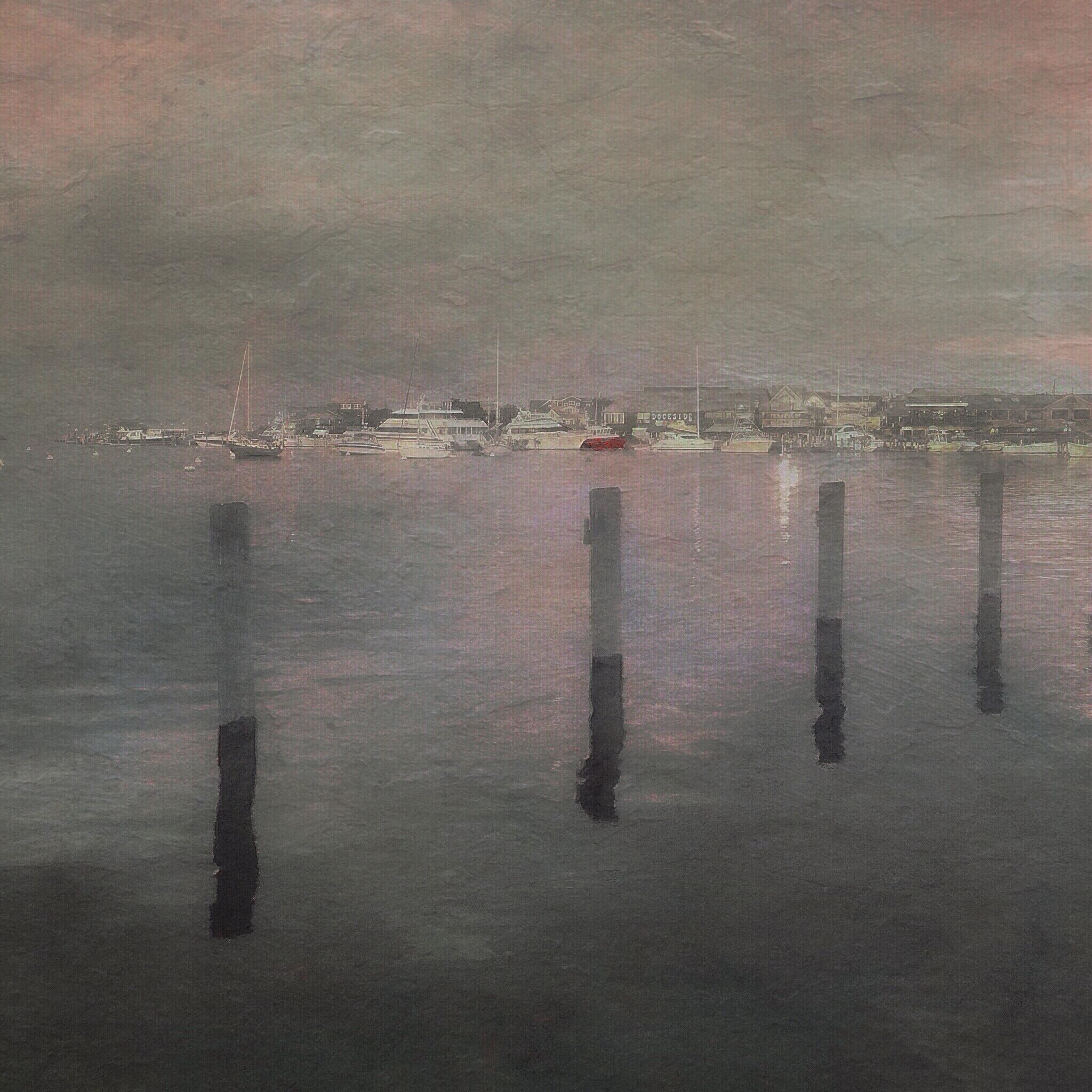 Barbara duBois ~ Dockside