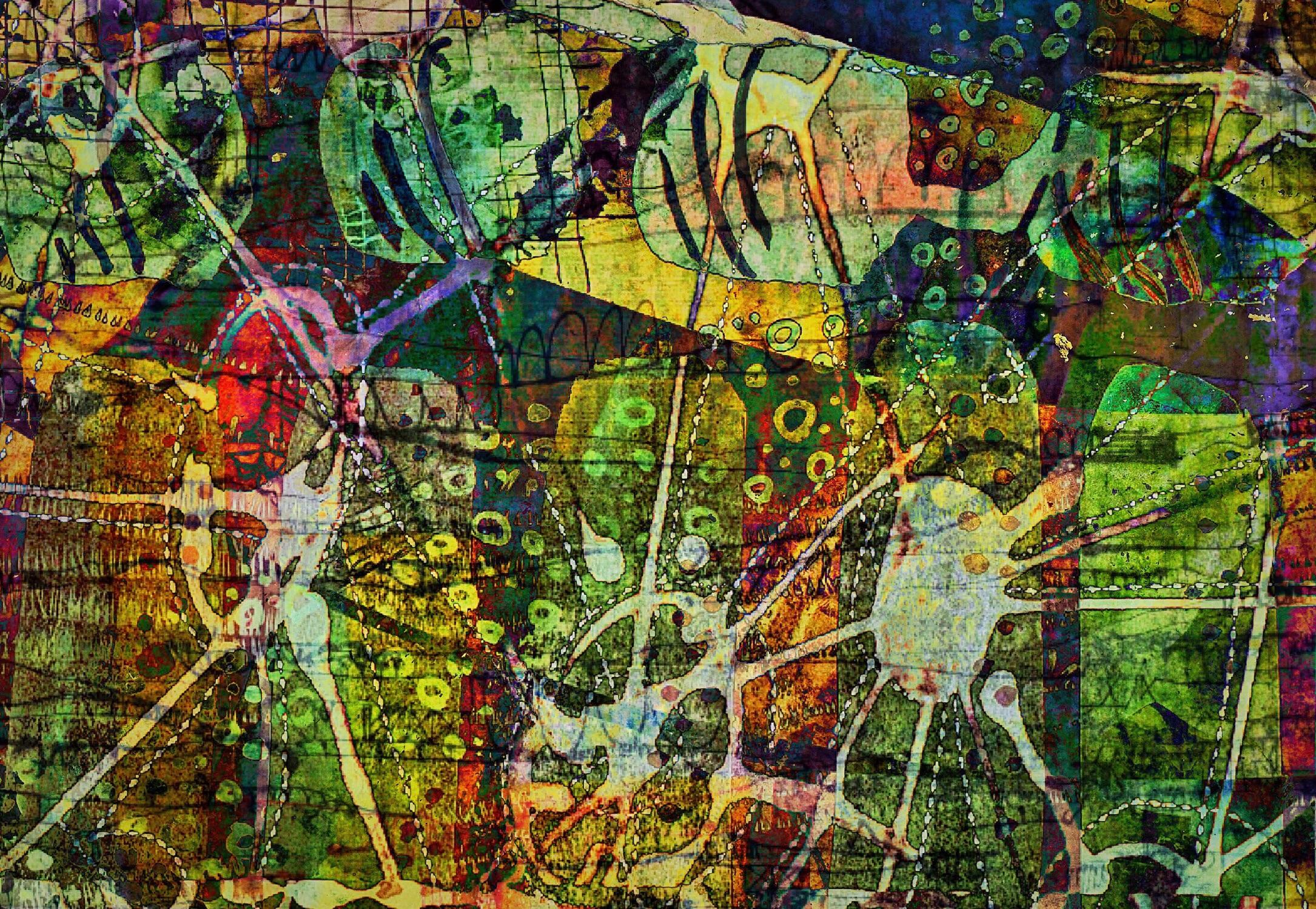 David Schuster ~ world of merriment