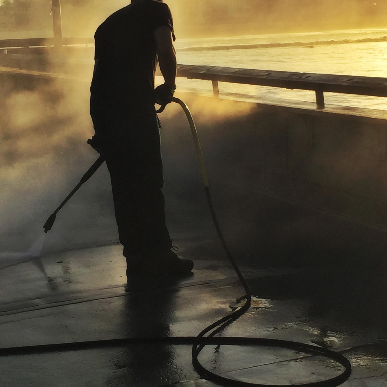Susan Rennie ~ Maintenance Man