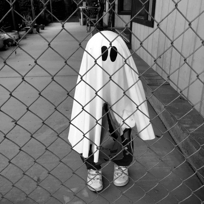 Meri Walker ~ Boo! Betcha I Scared You, Haha!