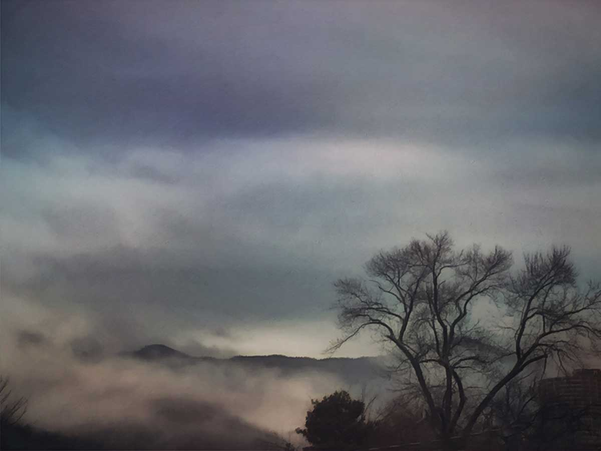 Kirsten Fenton ~ Misty Mountains