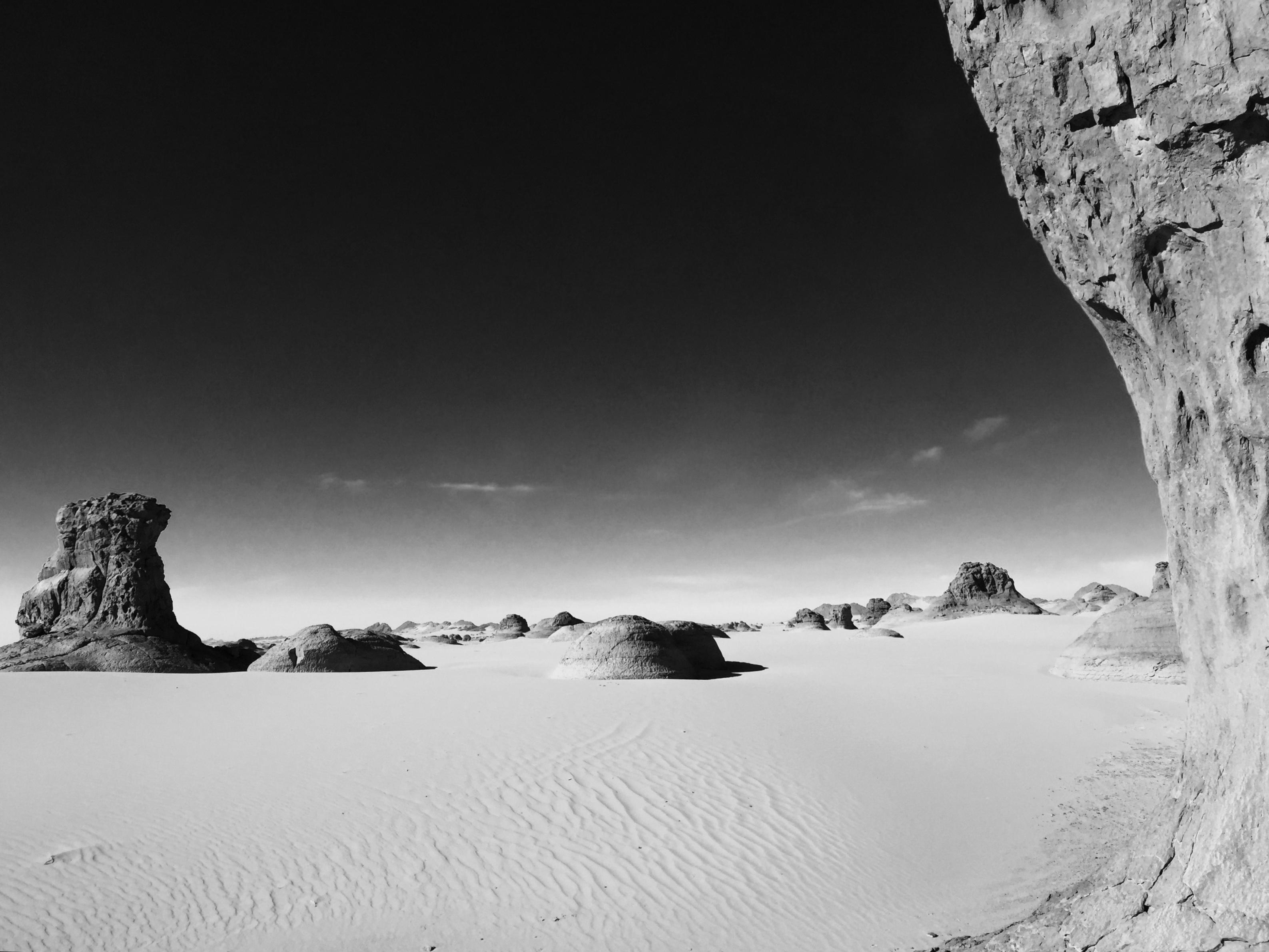 Yacine Bouaziz ~ Tamanrasset Desert