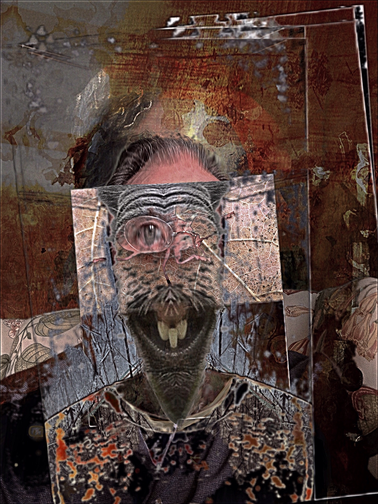 Damian De Souza ~ The Creepy Surrealist