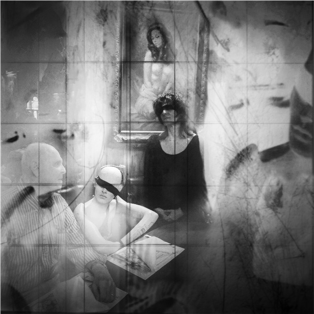 Janice Grinsell ~ the penalty of reverie (Silent Exposure 8)