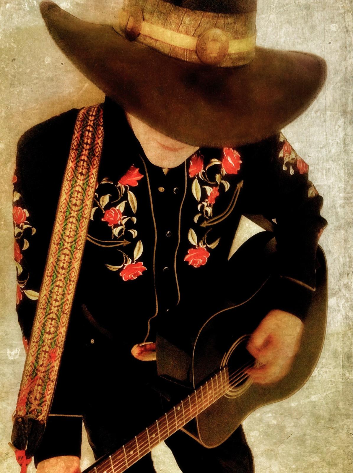 Roger Guetta ~ Singing' Cowboy