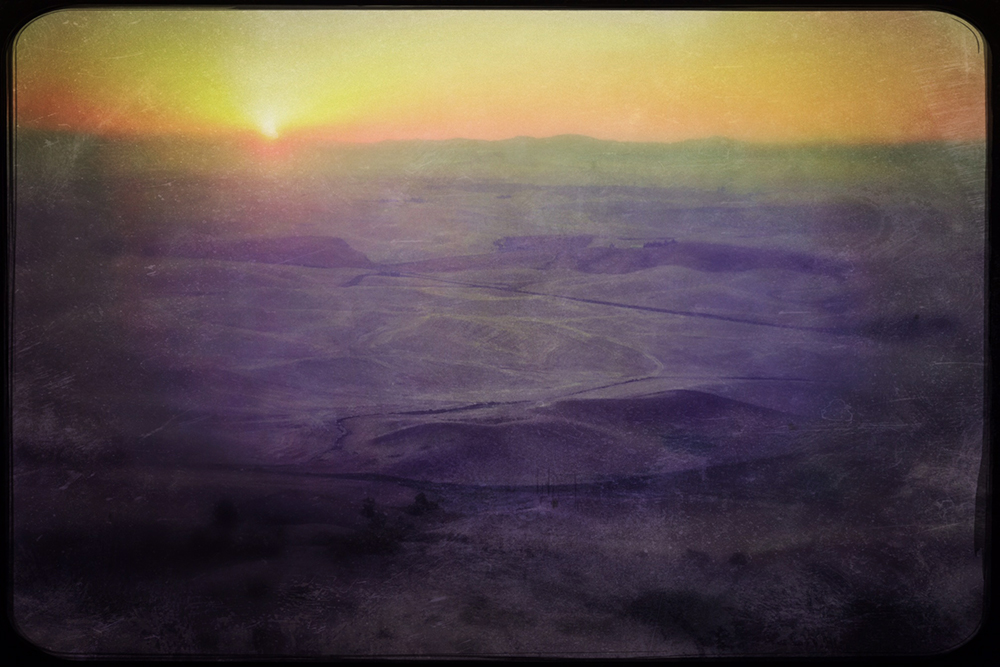 Connie Rosenthal ~ Sunrise in the Palouse