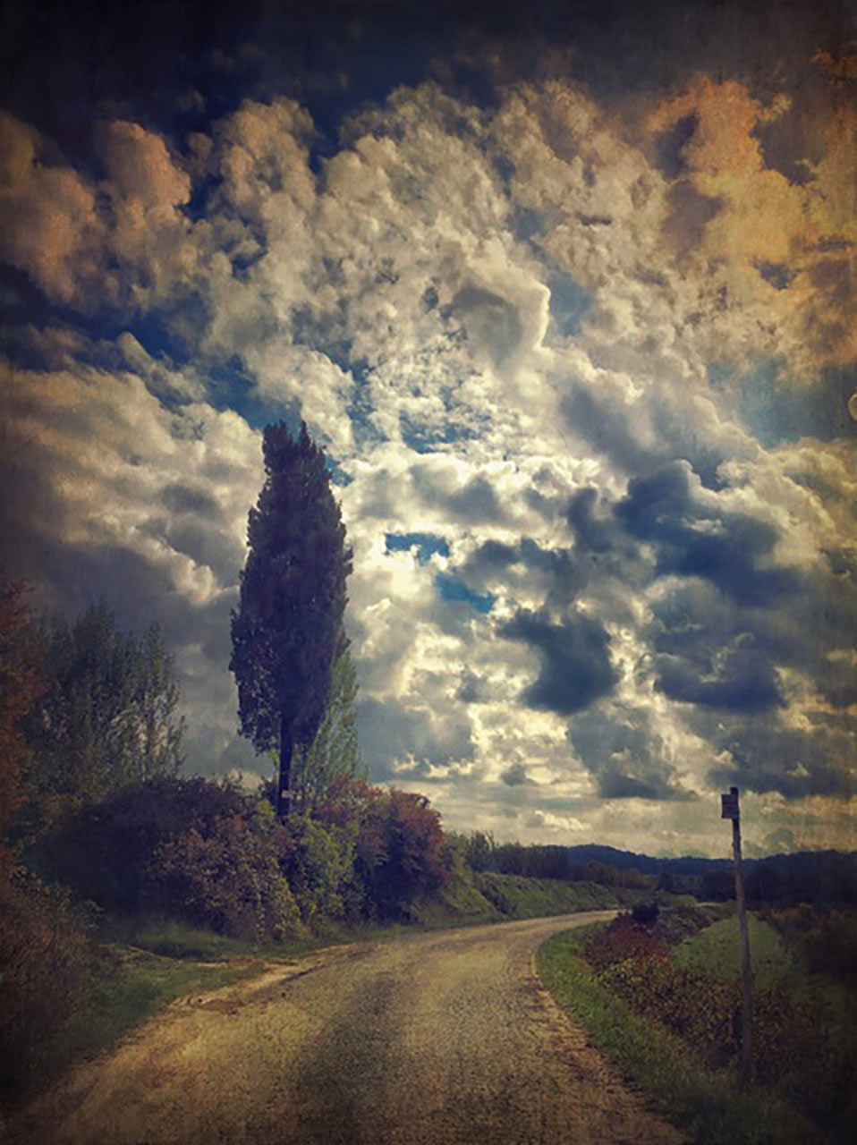 {the last daily pic} Gianluca Ricoveri ~ Landscape 1225