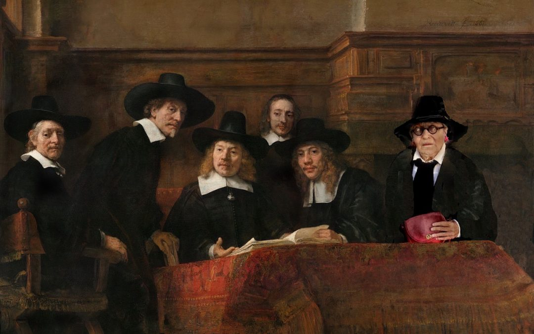Art History with Susan Rennie: Guiding with Rembrandt