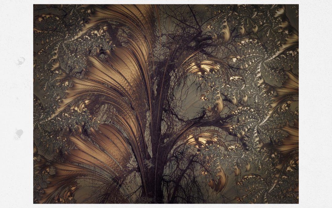Kate Zari Roberts ~ Tree Fractal