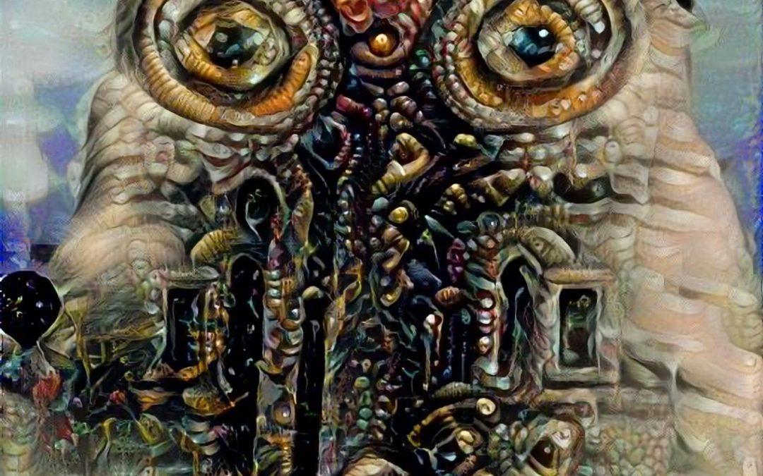 T. Wendell Peek ~ The Eyes Have It