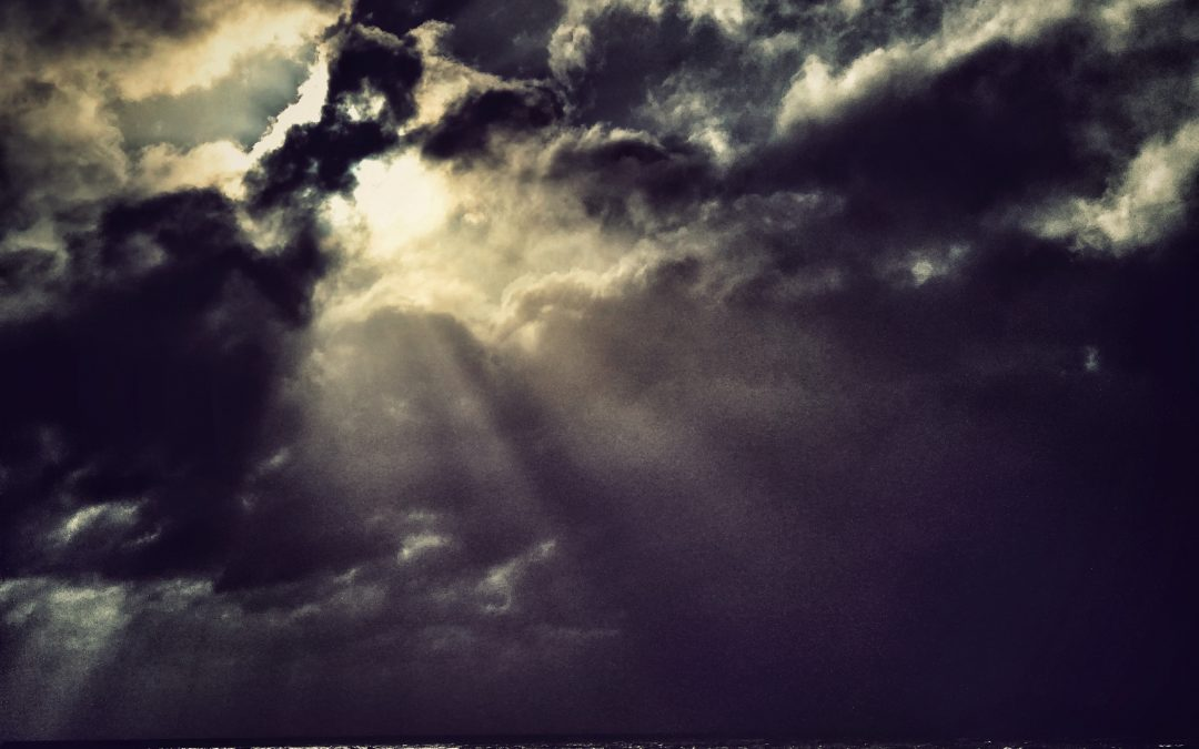 {sunday} Leon Williams ~ Bit stormy out