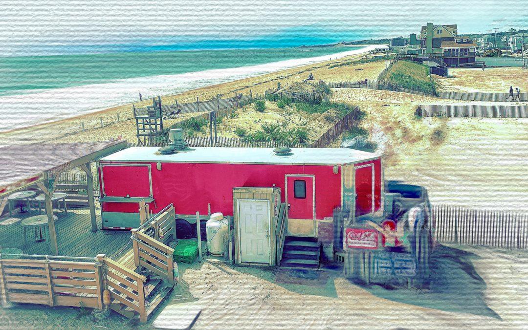 Paul Toussaint ~ Beach Shots
