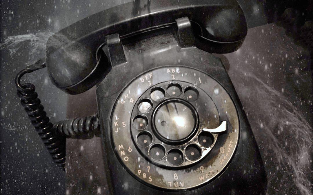{sunday} Paul Toussaint ~ Rotary Dial Phone