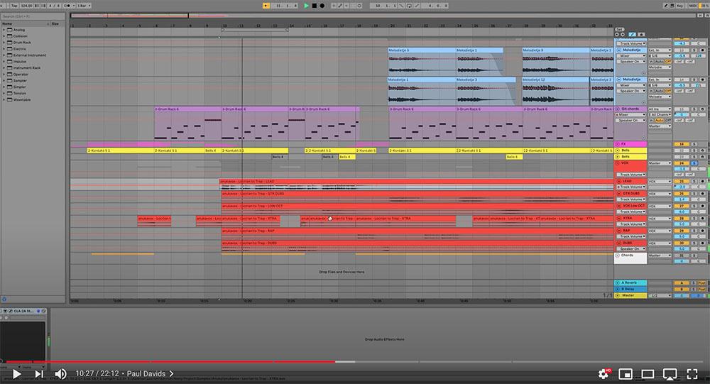 {video} Adam Neely ~ 5 Musicians, 1 Scale – LOCRIAN
