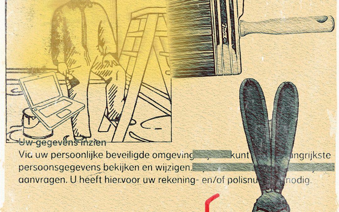 Jan Uiterwijk ~ Keep your handyman a friend