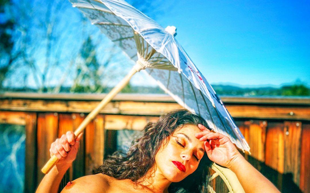Knox Bronson ~ She Took The Sun Hostage