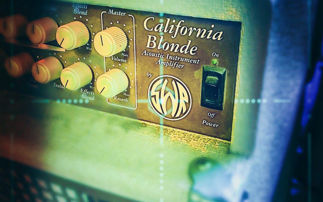 Knox Bronson ~ California Blonde