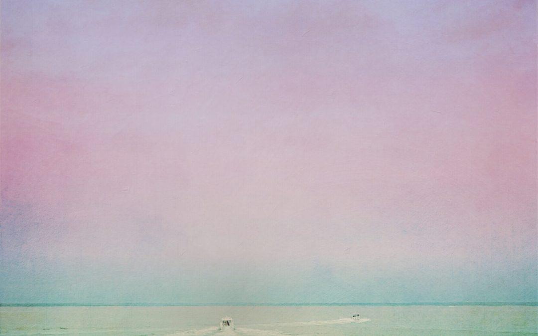 {sunday} Barbara duBois ~ Gone Fishing