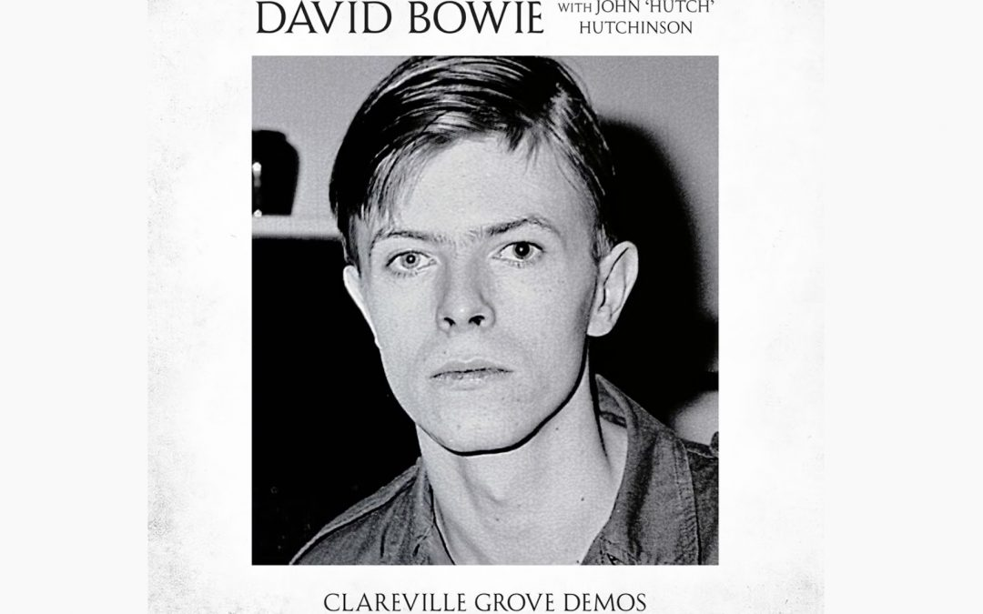 {song} David Bowie and John Hutchinson's First Ever Demo of Space Oddity