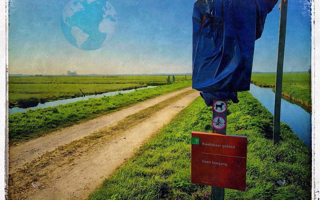 Jan Uiterwijk ~ Vulnerable area, no access