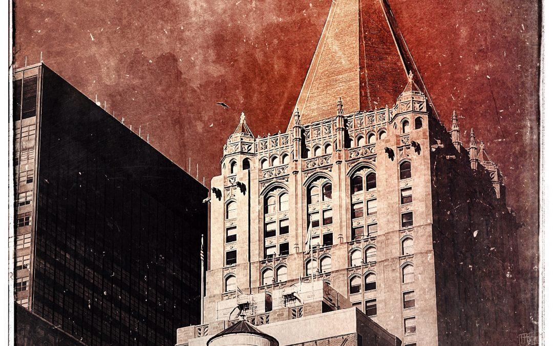 Adam Mead ~ Brandishing New York …