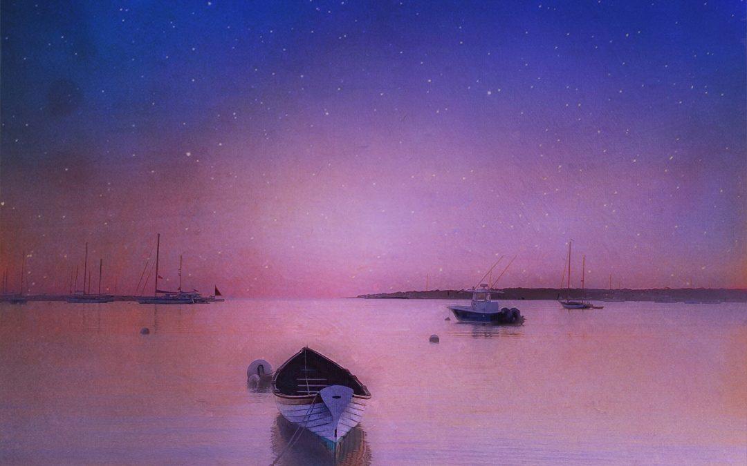 Barbara duBois ~ Vineyard Haven Harbor